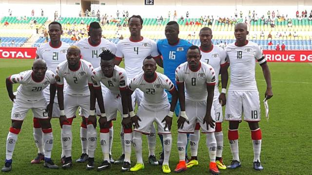 Classement FIFA novembre: Le Burkina gagne 3 places, occupe le 6è rang en Afrique et 44è au plan mondial