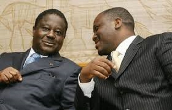 Image result for bedie et soro guillaume