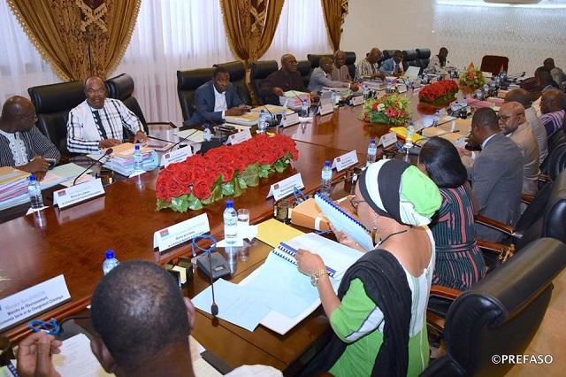 ee9cb4a49e0 Conseil des ministres du 27 février 2019   recrutement de 10 225 ...